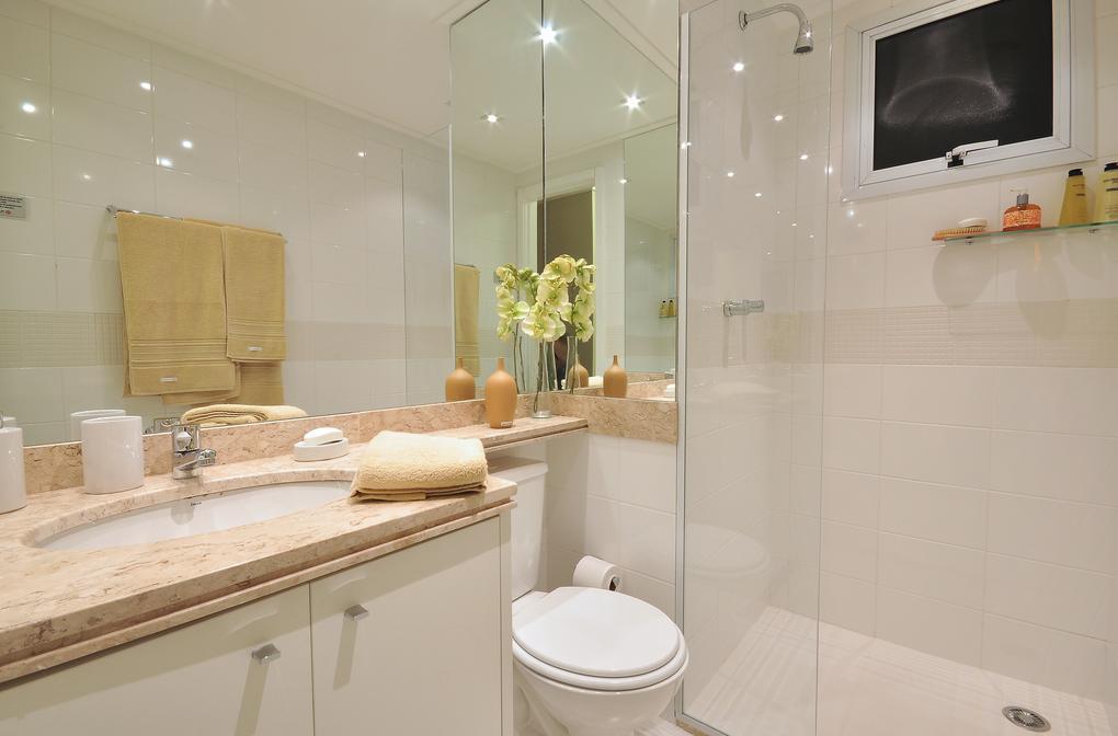 Modulados Para Banheiro : Banheiros life moveis planejados