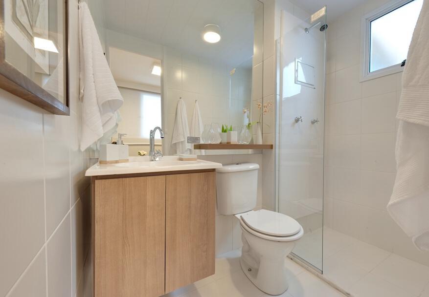 Banheiros  Life Moveis Planejados -> Lavatorio Banheiro Planejado