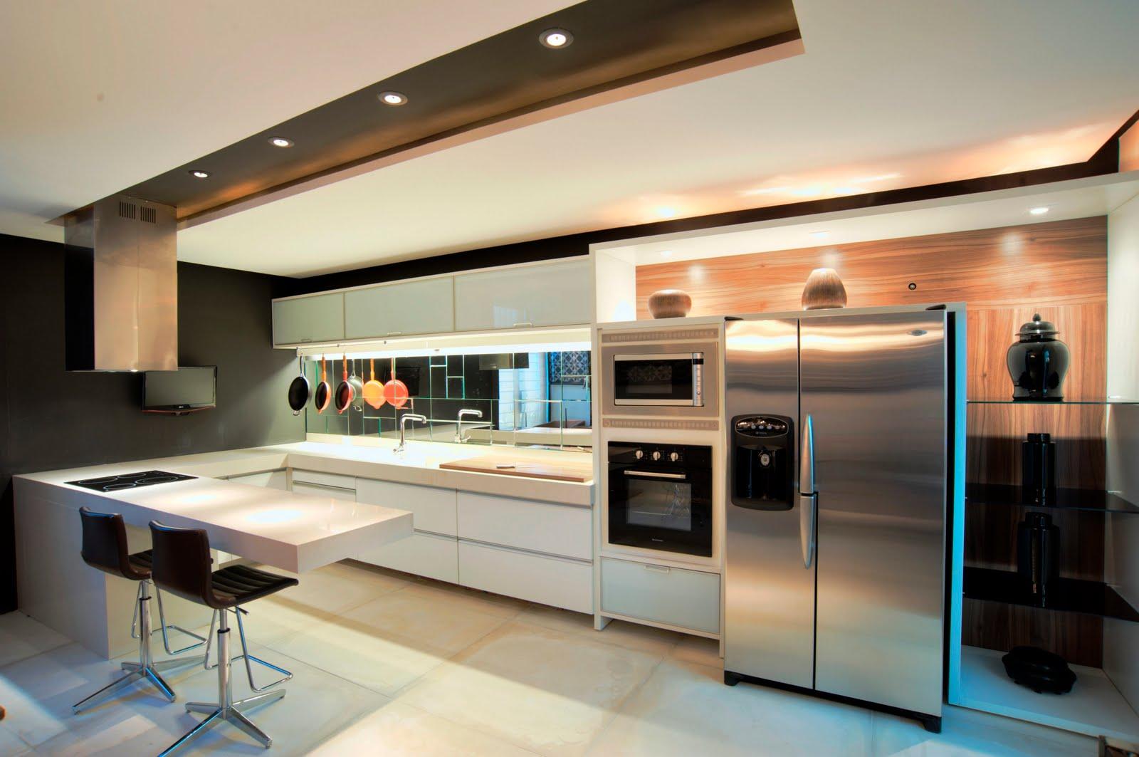 Movel planejado para cozinha de alto padrão #995732 1600 1063