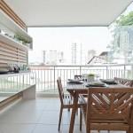 Landri, nichos e buffet para area gourmet